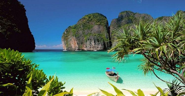 বন্ধ হলো থাইল্যান্ডের 'মায়া বে'